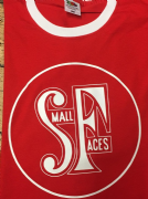 Small Faces  Mod T Shirt (Red)